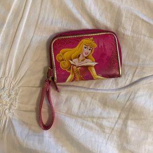 Disney Sleeping Beauty Kids Wallet